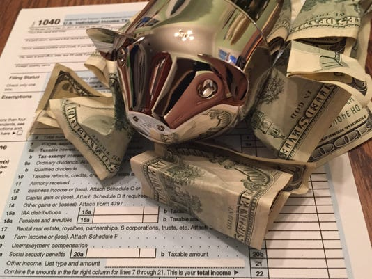 Tax cash
