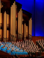 """The Mormon Tabernacle Choir is planning to release a new recording of Handel's """"Messiah"""" in March."""