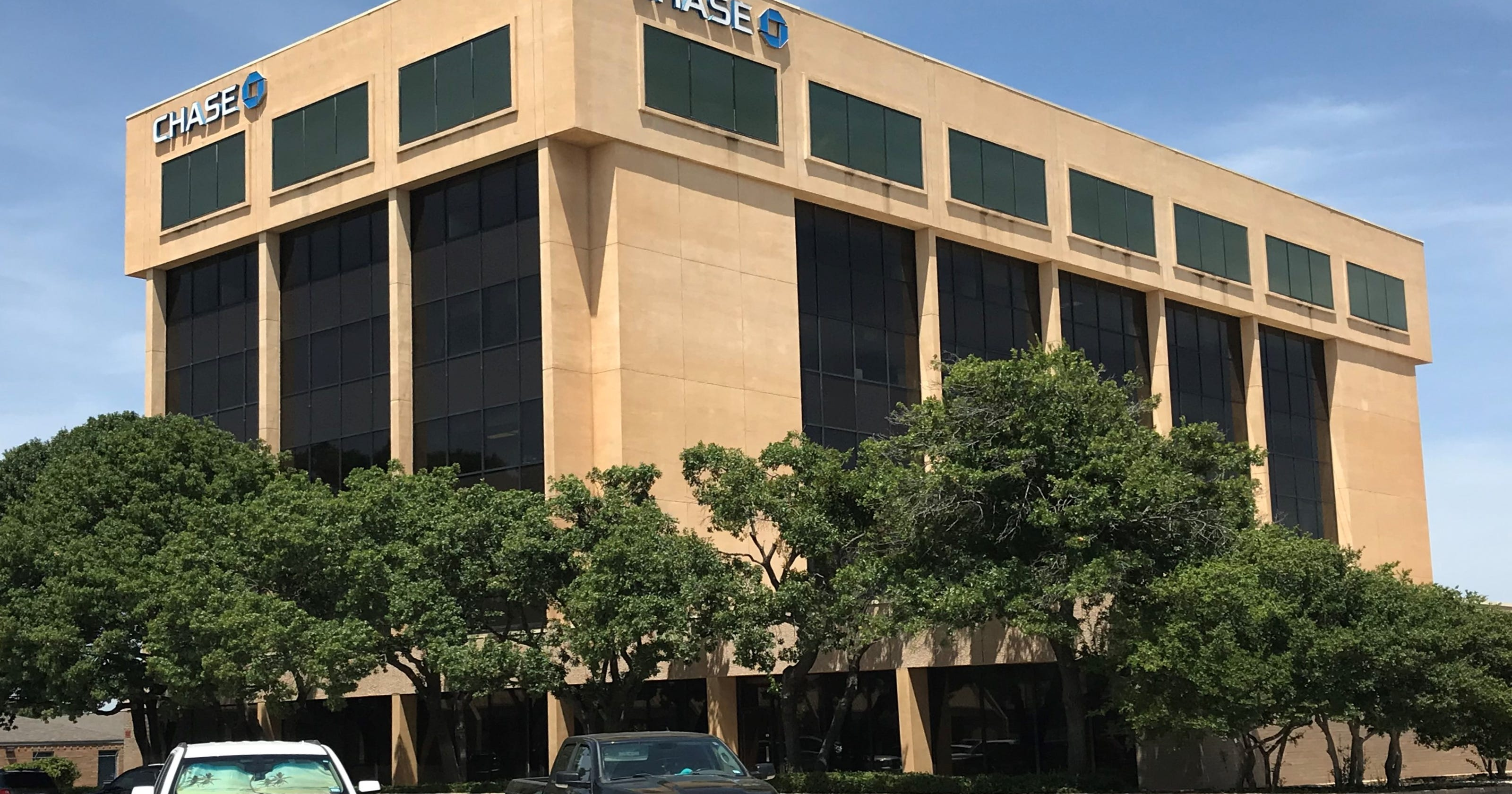 Chase Bank closing North First Street branch in Abilene