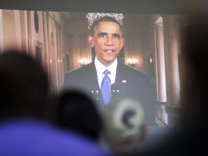 20 de noviembre del 2014 – El Presidente Barack Obama