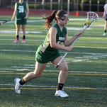 Vestal senior Tomasina Leska, who has tallied 56 goals and 66 assists this season, will hope to the Golden Bears to a fourth straight Section 4 Class B girls lacrosse title when they meet Horseheads at 6 p.m. Thursday at Maine-Endwell.
