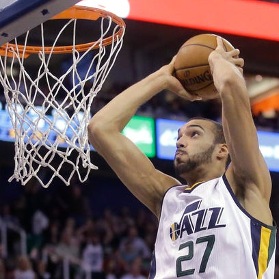 Rudy Gobert named NBA All-Defensive First Team; Utes announce basketball schedule