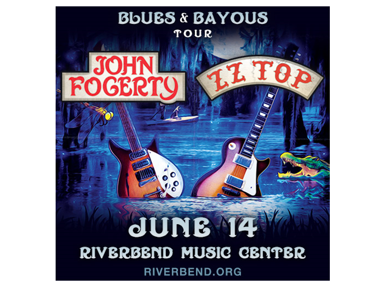 Win a pair of tickets to see the two legends together at Riverbend. Enter 5/15-6/3.