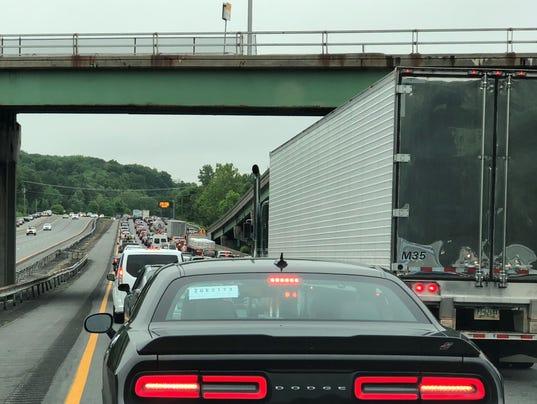 I-684 traffic