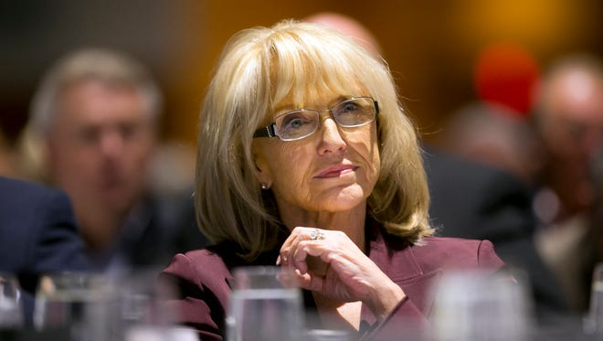 Gov. Jan Brewer failed at her most important task: Fixing the state's unsustainable budget.