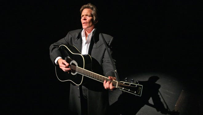 """Jason Edwards is both directing and appearing in the Playhouse in the Park's production of """"Ring of Fire: The Music of Johnny Cash."""""""