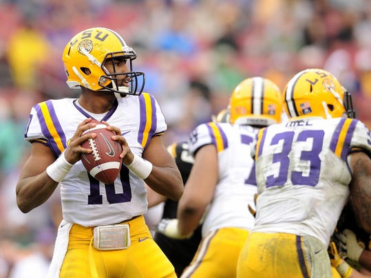 NCAA Football: Outback Bowl-Iowa vs Louisiana State