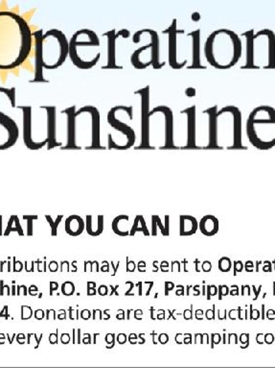 operation sunshine