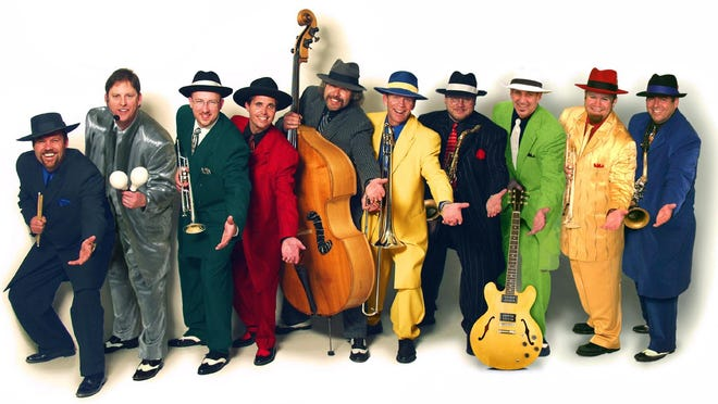There are three chances to catch the swing, Motown, jazz, funk and blues tunes of the High Street Band this weekend as the group performs July 7 at West Salem Park, July 8 at the Riverview Amphitheater in Independence and July 9 at Eola Hills' Legacy Estate Vineyard.