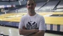 Brandon Miller, 34. takes over at Butler, his alma mater.