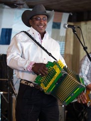 Leroy Thomas and the Zydeco Roadrunners play Saturday