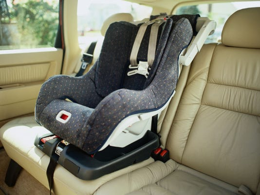 car seat safety usage car accident crash wreck viral facebook post getty iamge