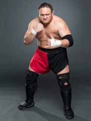 Samoa Joe made his debut on the main roster of World Wrestling Entertainment in February.