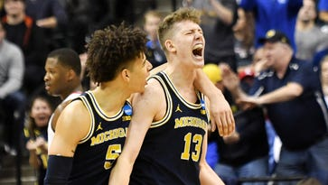 Report: Michigan's Wagner, Wilson invited to NBA Combine