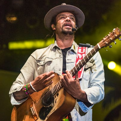 Michael Franti & Spearhead perform at the Uline Warehouse