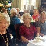 Social Scene: Woman's Club putting on the holiday Ritz