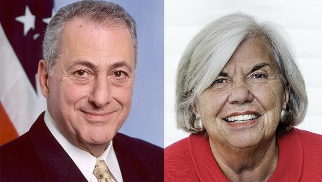 Republican Joe Errigo and Democrat Barbara Baer are running for election in New York's 133rd Assembly District.