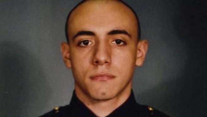 Officer Melvin Santiago (AP)