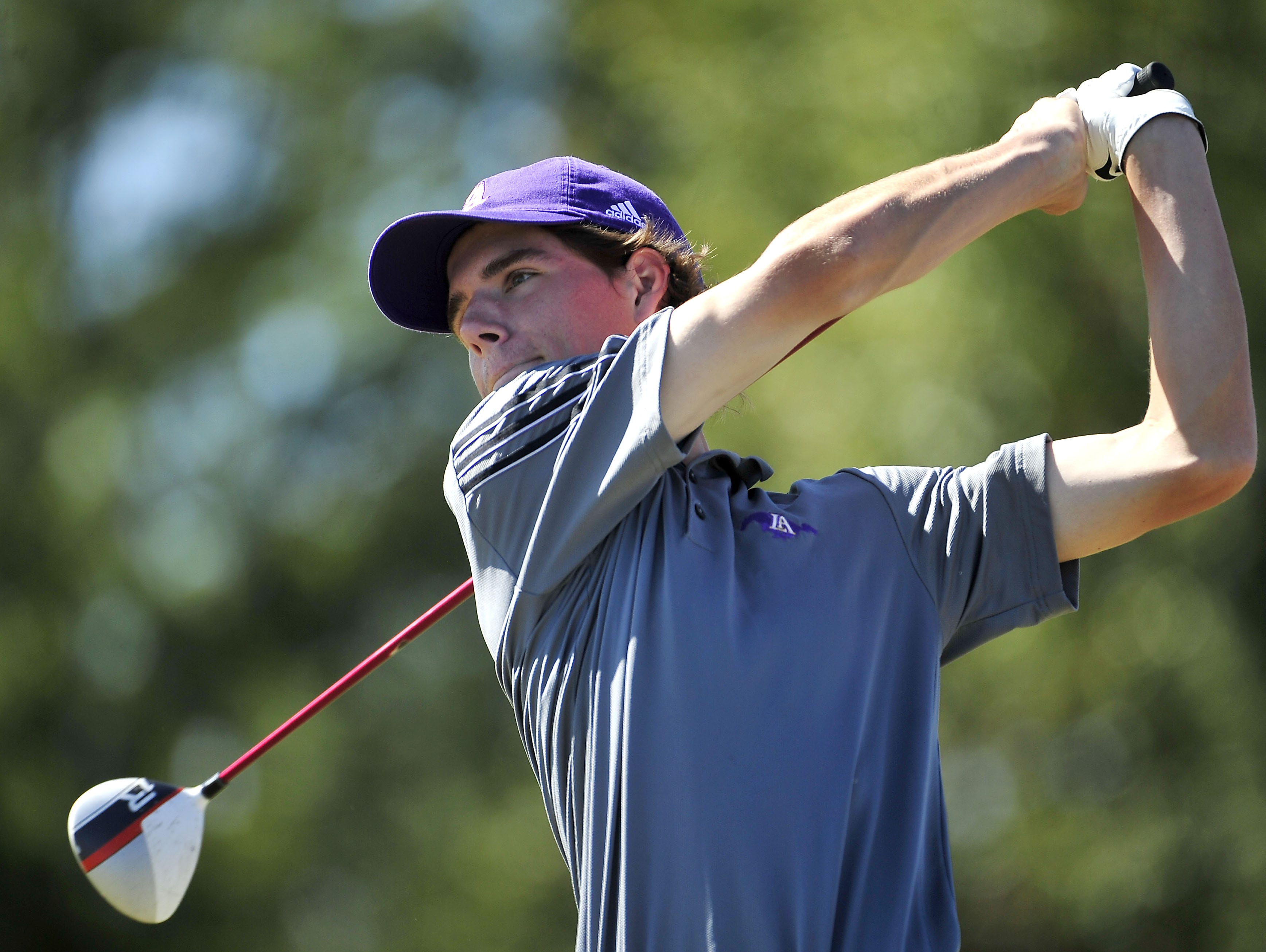 Lipscomb Academy's Paul Swindell placed fourth in Class A-AA last fall, and he also helped the Mustangs place fourth in the state as a team.