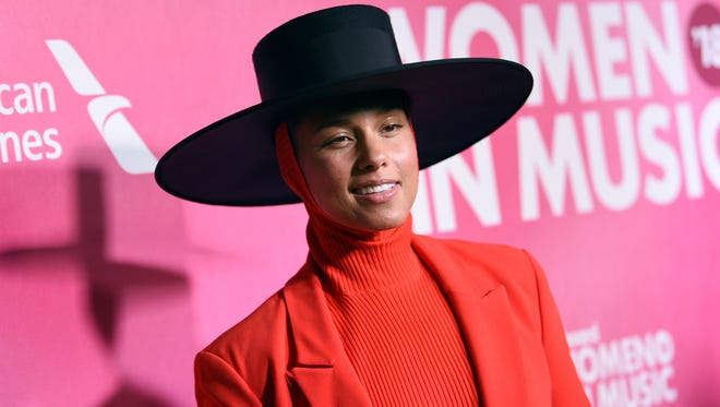 Alicia Keys is hosting the 2019 Grammy Awards on Feb. 10.