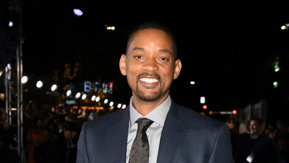 Will Smith, attendee of Marc Anthony's salsa masterclass.