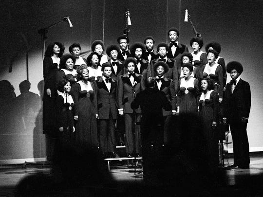 The Jubilee Singers is one of the musical groups of
