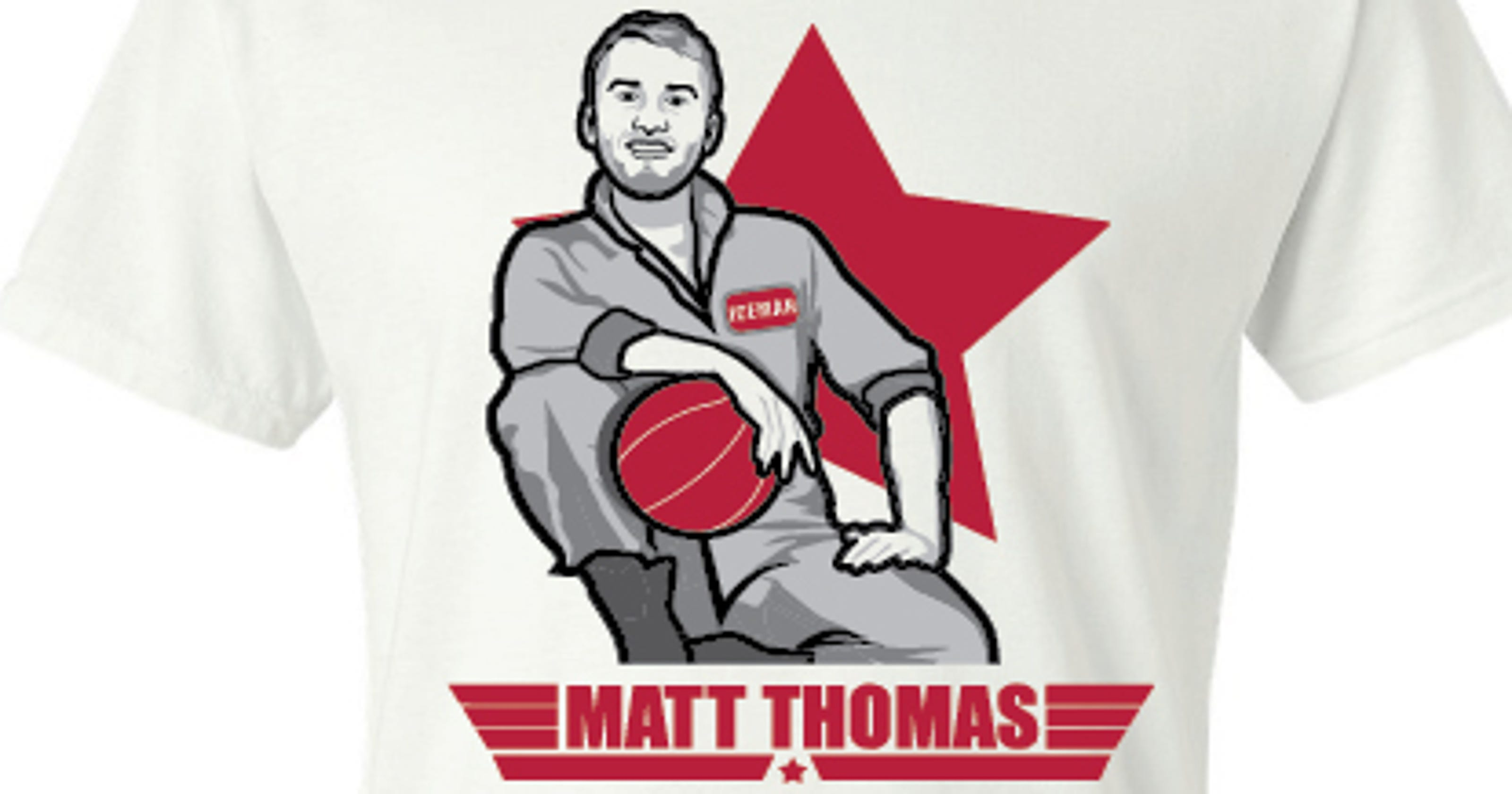 7bb0f1440 Matt Thomas: I want to sell 25,000 parody T-shirts to thank central Iowa