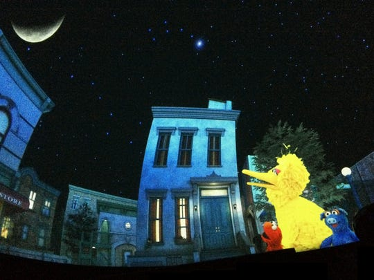 The Hudson River Museum's Planetarium will be featuring