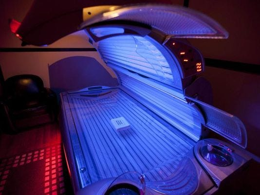 Hook up tanning bed your home