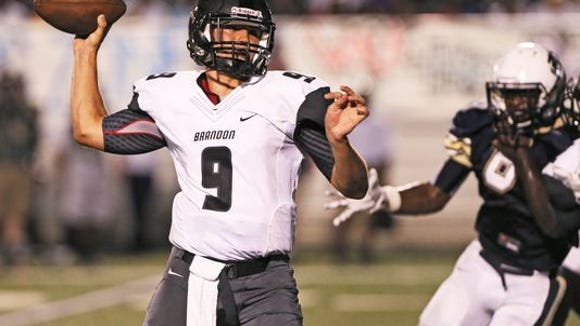 Gardner Minshew has committed to Troy