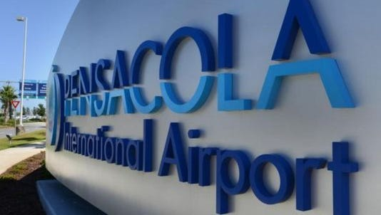 Pensacola International Airport.