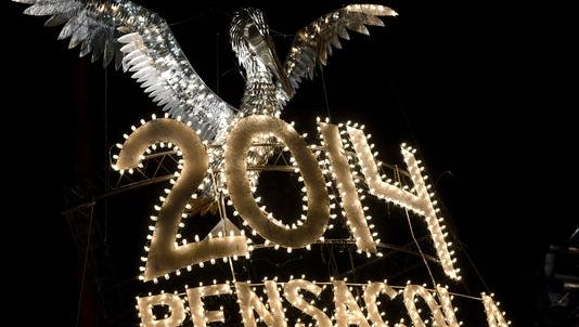 The seventh annual Pensacola Pelican Drop will be Wednesday night in downtown Pensacola.