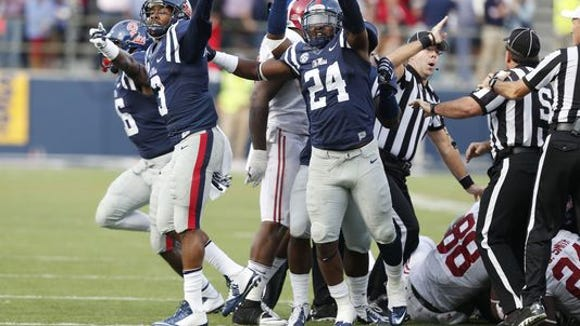 Dave Wommack's mild mannered approach created an Ole Miss defense with a nasty streak