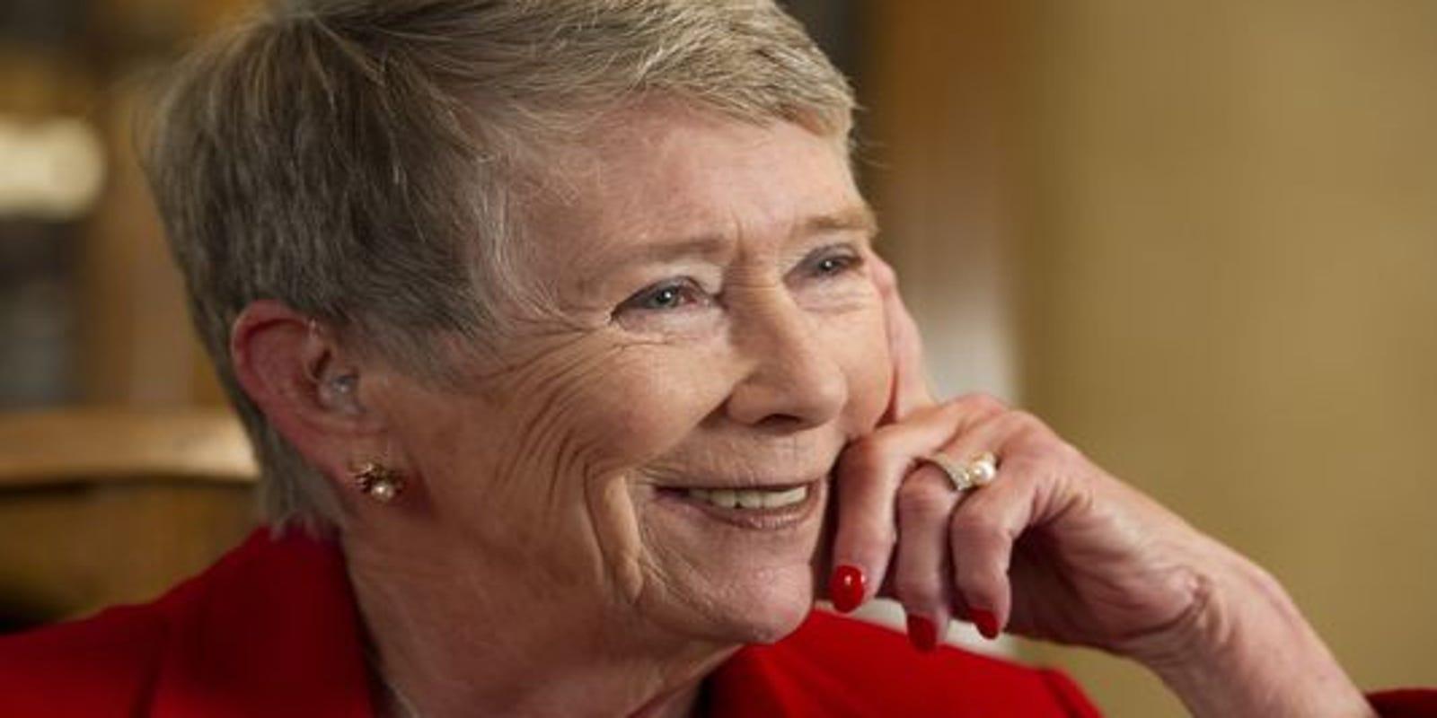 Gun Lady' Carolyn McCarthy finally going home
