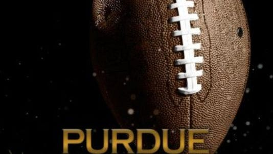Purdue football graphic