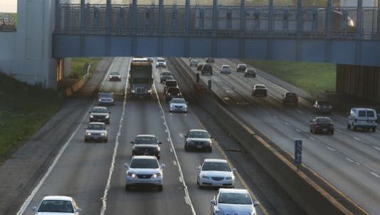 Full closures on northbound I-75 are scheduled for next week.