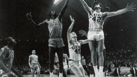 UK and Texas Western play for the 1966 national championship.