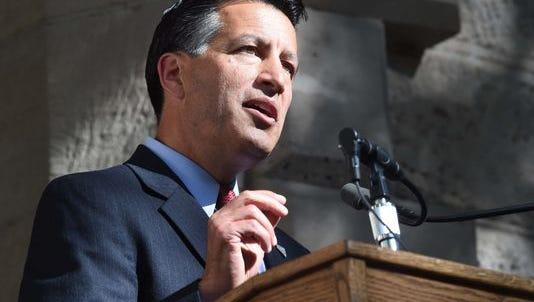 Nevada Gov. Brian Sandoval will set the agenda for the upcoming session of the Nevada Legislature with his State of the State speech Thursday night. The speech will be carried live statewide both on television and radio.