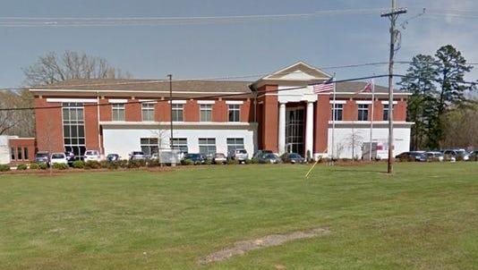 Rankin County School District headquarters in Brandon