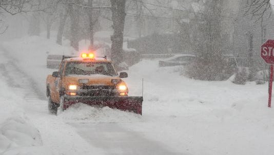 Stay informed through the storm on closings in Central Jersey.