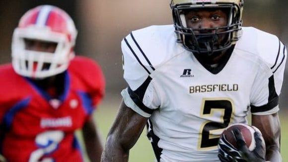 Bassfield safety Jamal Peters signs with Mississippi State.
