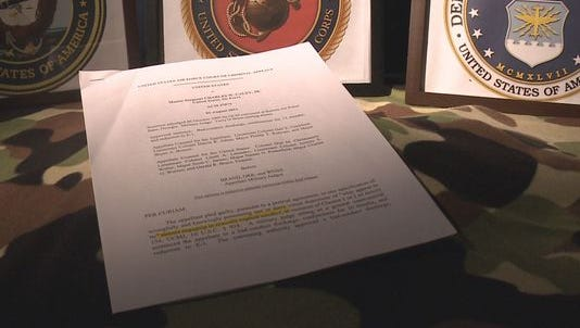 11Alive's Rebecca Lindstrom investigates the loophole that allows military sex offenders to avoid registration.