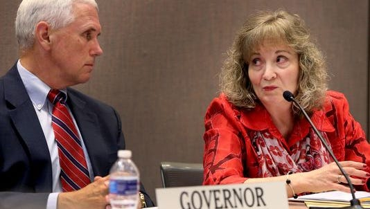 A handful of measures that would shift power from Democratic Schools Superintendent Glenda Ritz and Republican Gov. Mike Pence are up for debate in the Indiana House of Representatives this week.