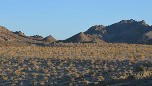 A man suffered major injuries  Wednesday hiking a remote La Quinta trail.