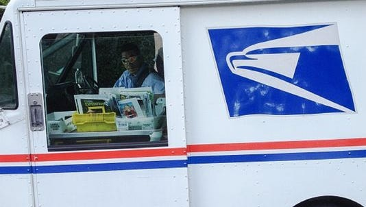 Canton residents and government officials are concerned about mail delivery problems.