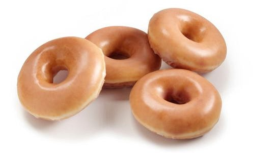 Free doughnuts from Krispy Kreme on Tuesday (2-24-15)
