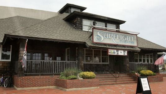 The Surflight Theatre in Beach Haven filed for bankruptcy.