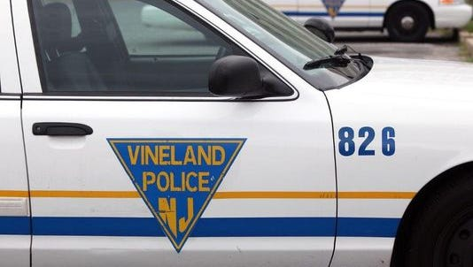 Two men are dead and a third person was injured in a Vineland shooting Saturday night.