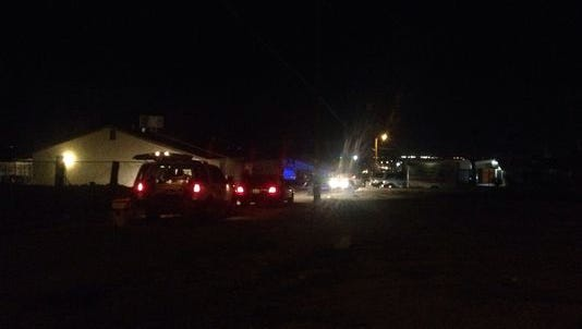Desert Hot Springs are investigating a fatal shooting on Buena Vista Avenue.