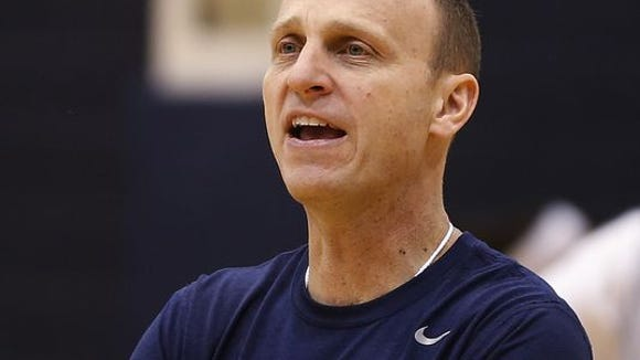 Brian Neal and Xavier's women's basketball team accepted